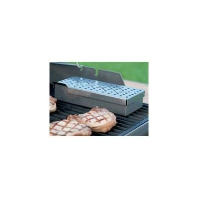Universal Stainless Steel Smoker Box by Weber Grilling Accessories