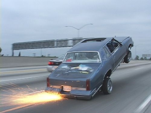 Cars With Hydraulics: Cool Lowrider Cars