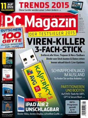 Pc Magazin 1 2015 Edition Read The Digital Edition By Magzter On Your Ipad Iphone Android Tablet Devices Windows 8 Pc Mac And The Ipad Tablet Iphone
