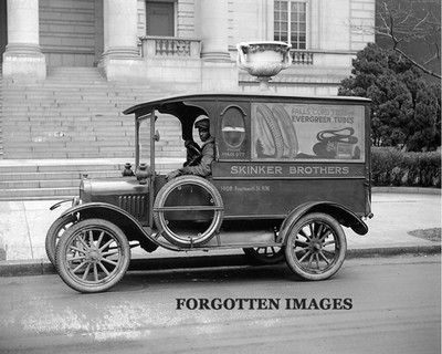 tire and tube delivery van ford model t 8x10 photo print 12 95 rh pinterest com