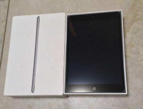 Apple iPad mini 3 64GB Wi-Fi 7.9in - Space Gray https://t.co/NvuX9V5jXg https://t.co/anPVZNJguq