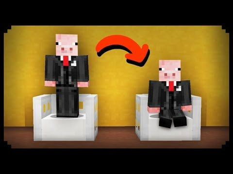 Minecraft How To Make Any Chair Sittable Youtube Minecraft Minecraft Designs Minecraft Tutorial
