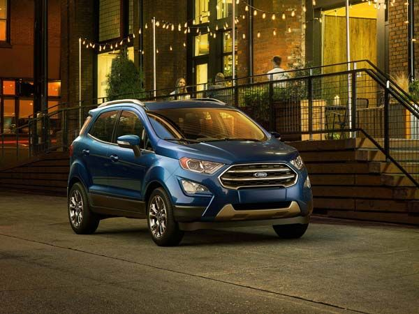 Ford To Be The First Us Automaker To Import Cars From India Ford