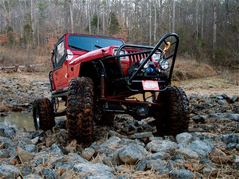 Meet A 4x4 Legend That Broke The Neon Colored Barrier Of The 80s 4 Wheel Off Road Magazine Built Jeep Jeep Jeep Life