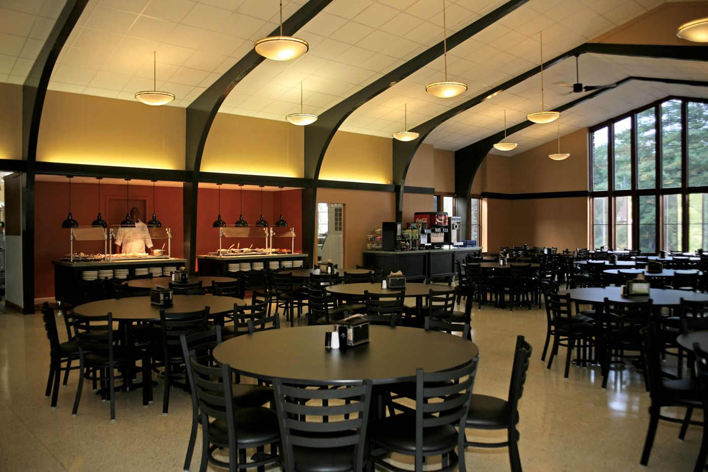 Charmant Dining Hall Hacks