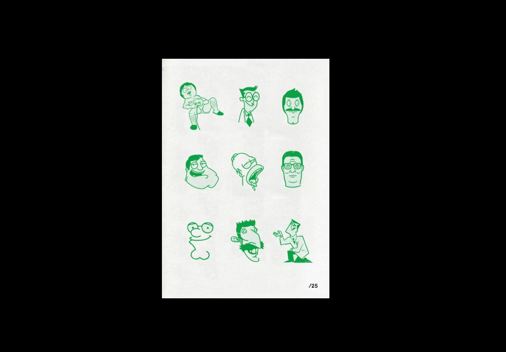 """noahcollin: """"Dads Preview: Risograph prints available for sale soon. Noah_collin@hotmail.co.uk for details. """""""