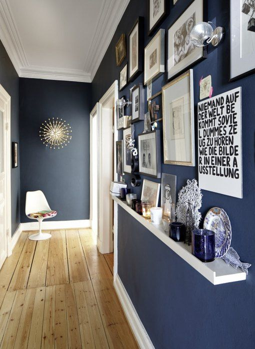 12 Brilliant Small Hallway Ideas | Hunker #hallwaydecorations