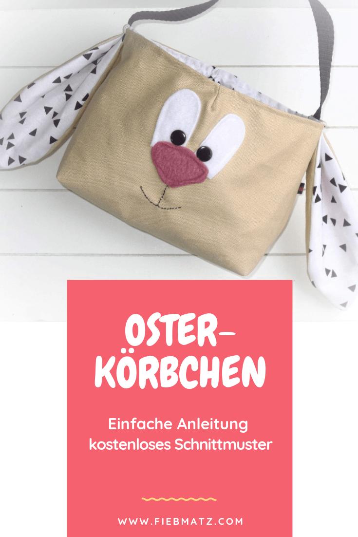 Photo of Süßester Osterkorb – Freischnitt und Anleitung