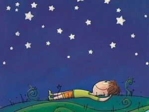 Como soy un niño | Racó poètic Bellvitge | Dibujos de estrellas, Cielo  dibujo, Cielo animado