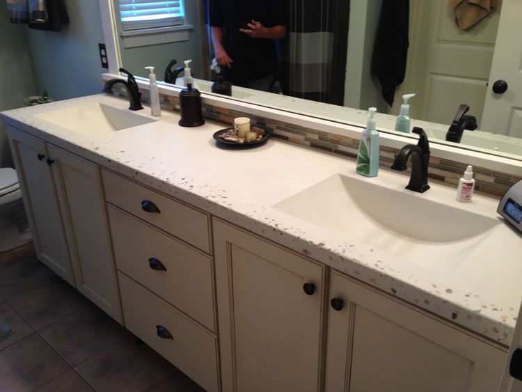 Bathroom Fixtures Grand Rapids Michigan concrete sinks | concrete vessels | hard topix - precast concrete