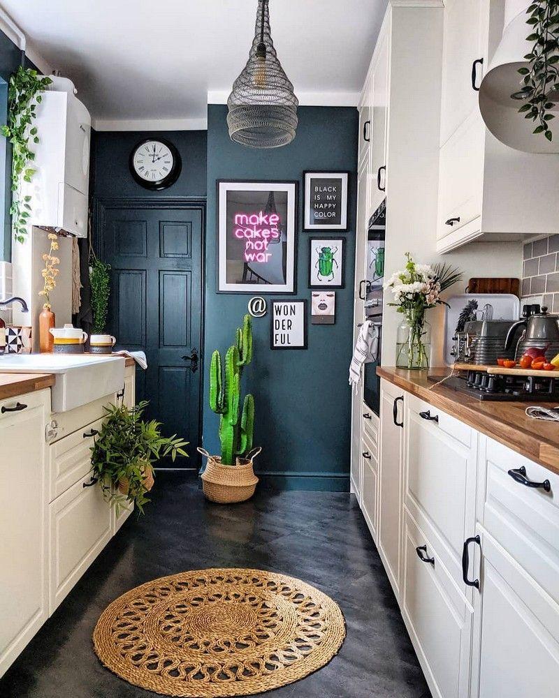 bohemian kitchen design in 2020 bohemian kitchen home decor boho kitchen on boho chic home decor kitchen id=79872