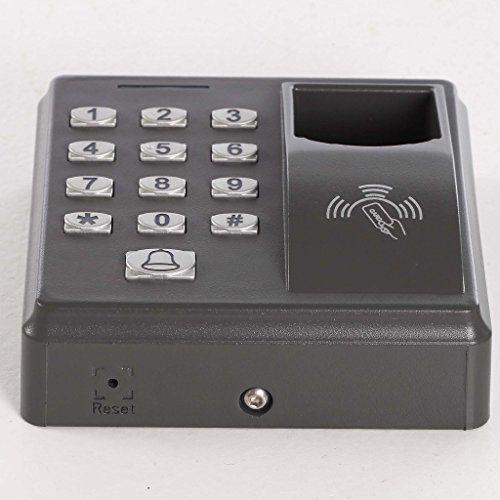 Generic Biometric Small Fingerprint 125KHz RFID ID Card Controller Access Control System