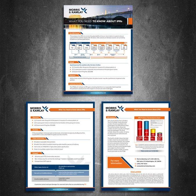 Short Marketing Brochure - Make it Slick! by K41Z4 Business