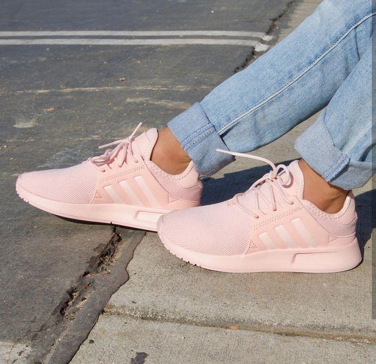 adidas Originals X PLR in pink hellrosa