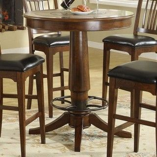 riverside bella vista convert a height round pub table traditional rh pinterest com