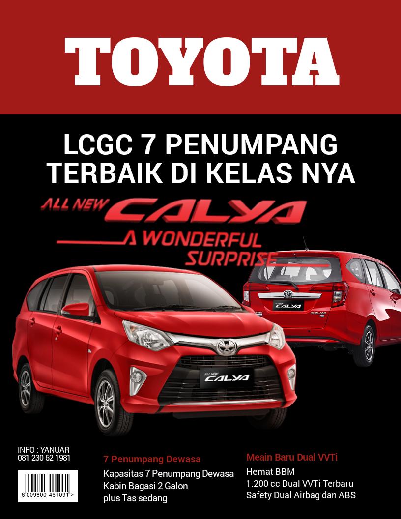 Promo New Calya Bulan Ini Paket Dp Ringan Mulai 20jt An Proses Cepat Dan Mudah Bonus Menarik Bunga Kredit Mulai 3 Th Unit Cepat Toy Toyota Kabin Mobil