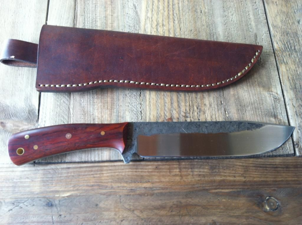 Hudson Bay style knife Old design but