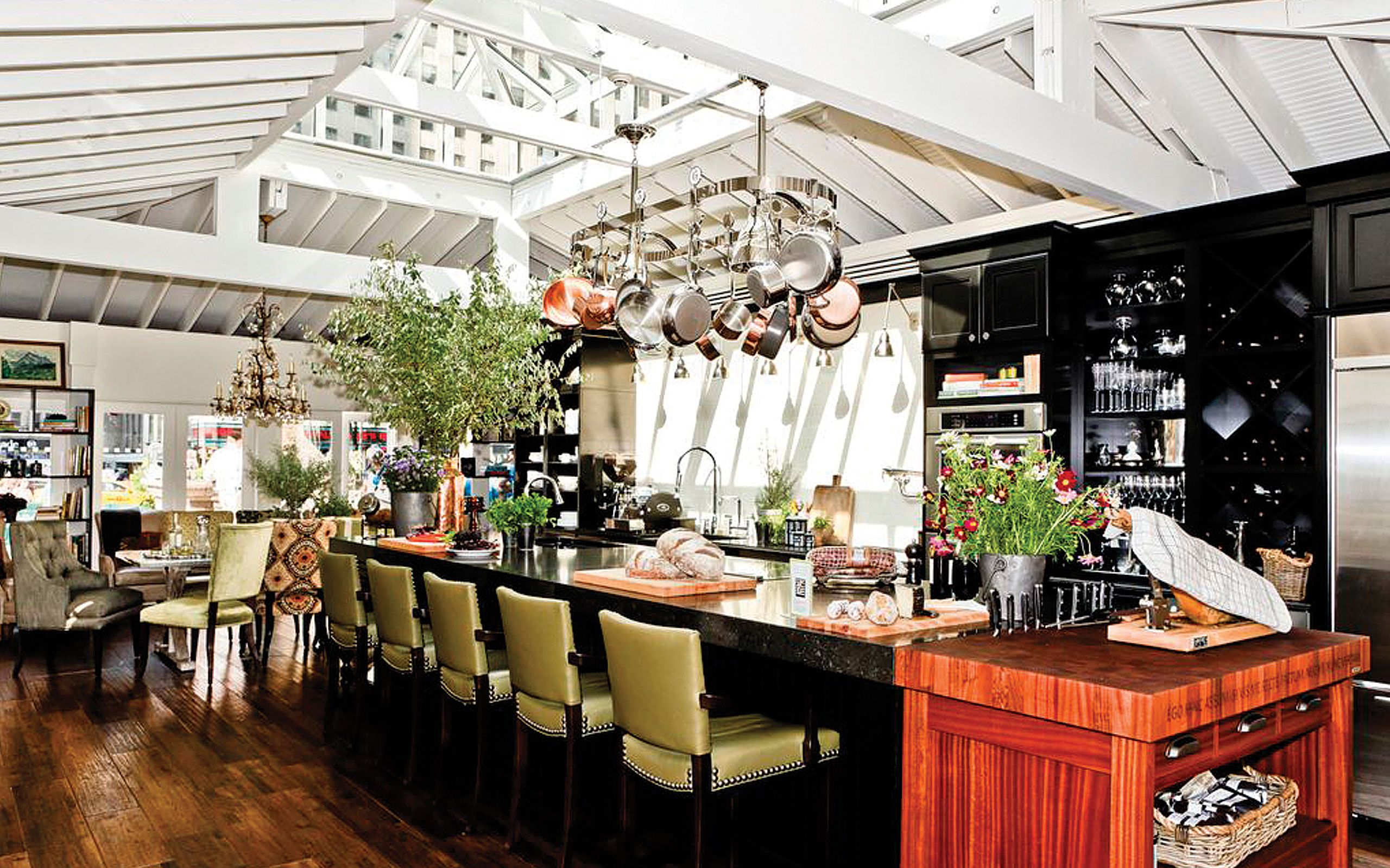 house beautiful kitchen of the year gallery to dine for rh pinterest com