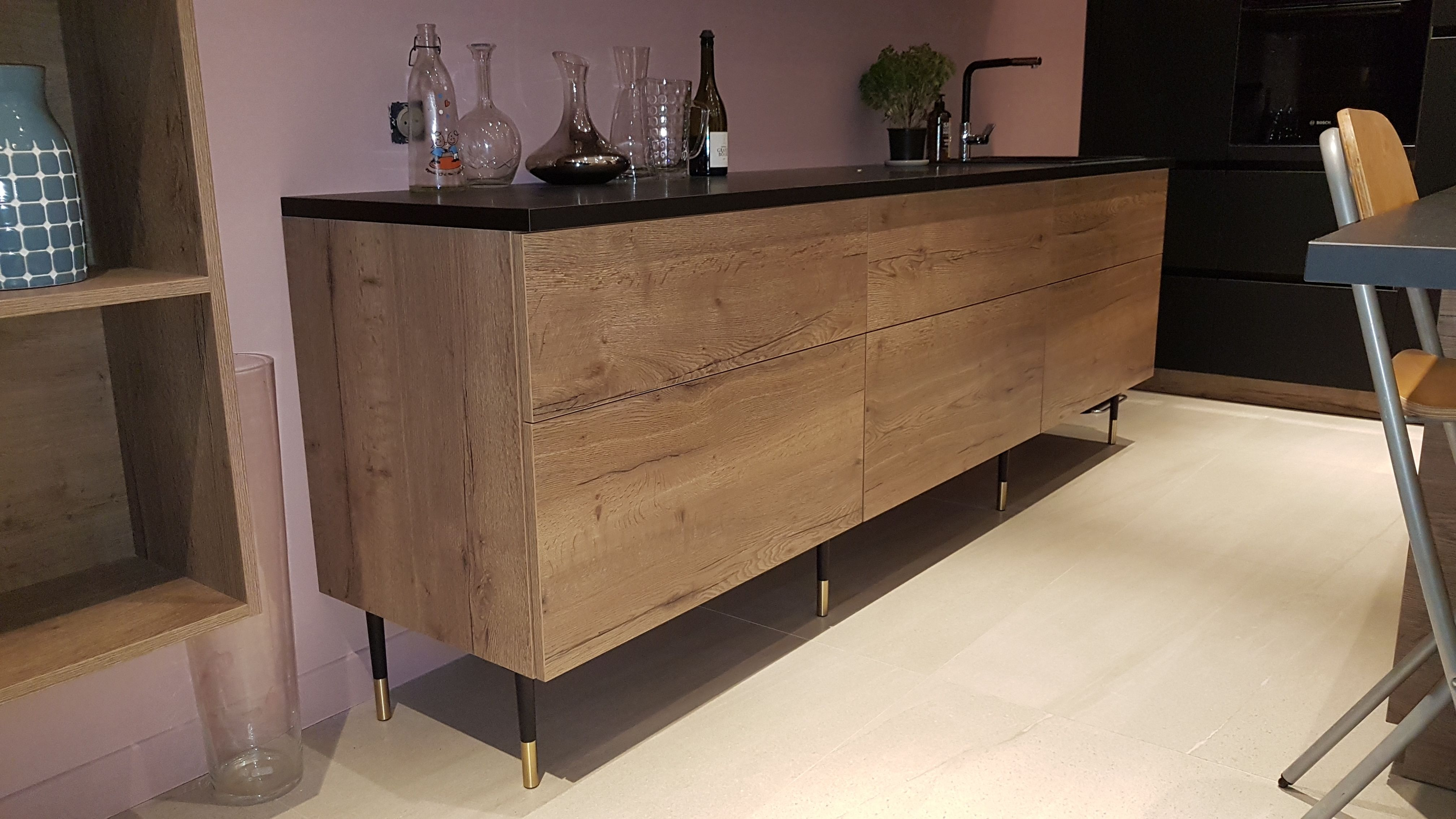 Estelle 480 - Table legs for sideboards and coffee tables ...