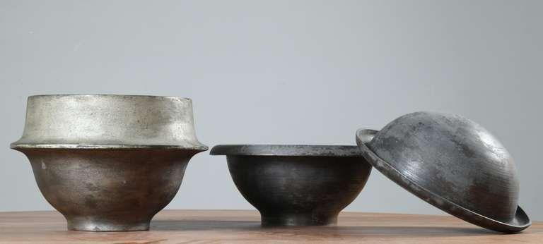 Antique Decorative Bowls Sculptural Bowllorenzo Burchiellaro  From A Unique Collection