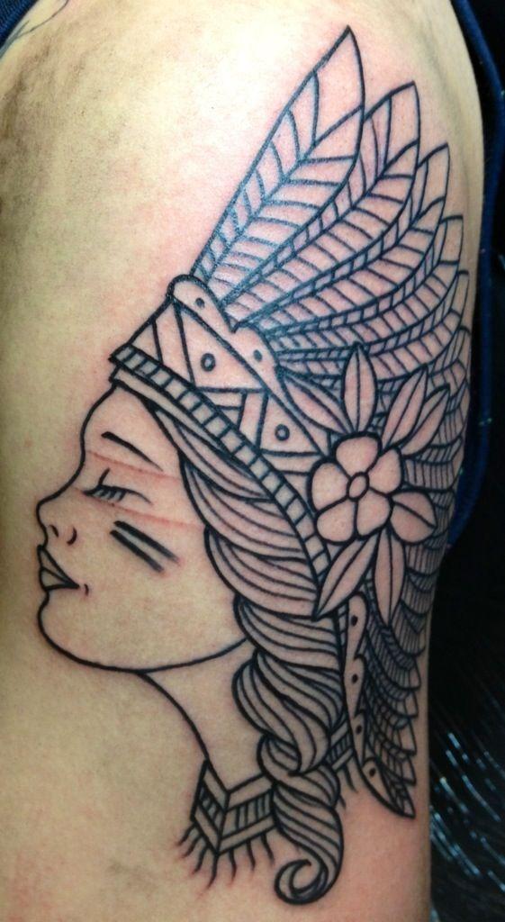 American Gypsy Tattoo : american, gypsy, tattoo, Tattoos