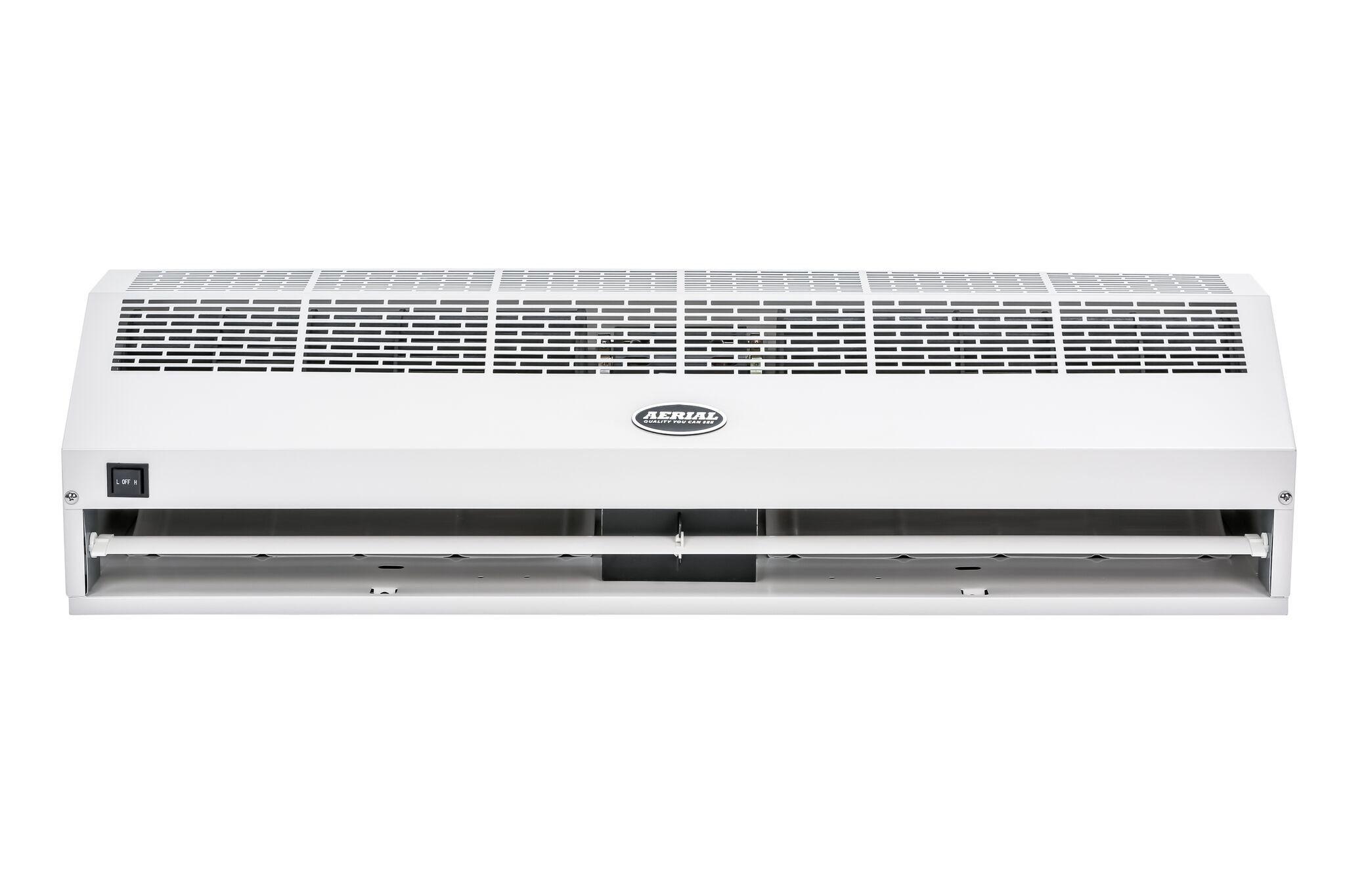 Aerial Titan1 1200 Cfm 40a Inch White Super Power High Air Volume