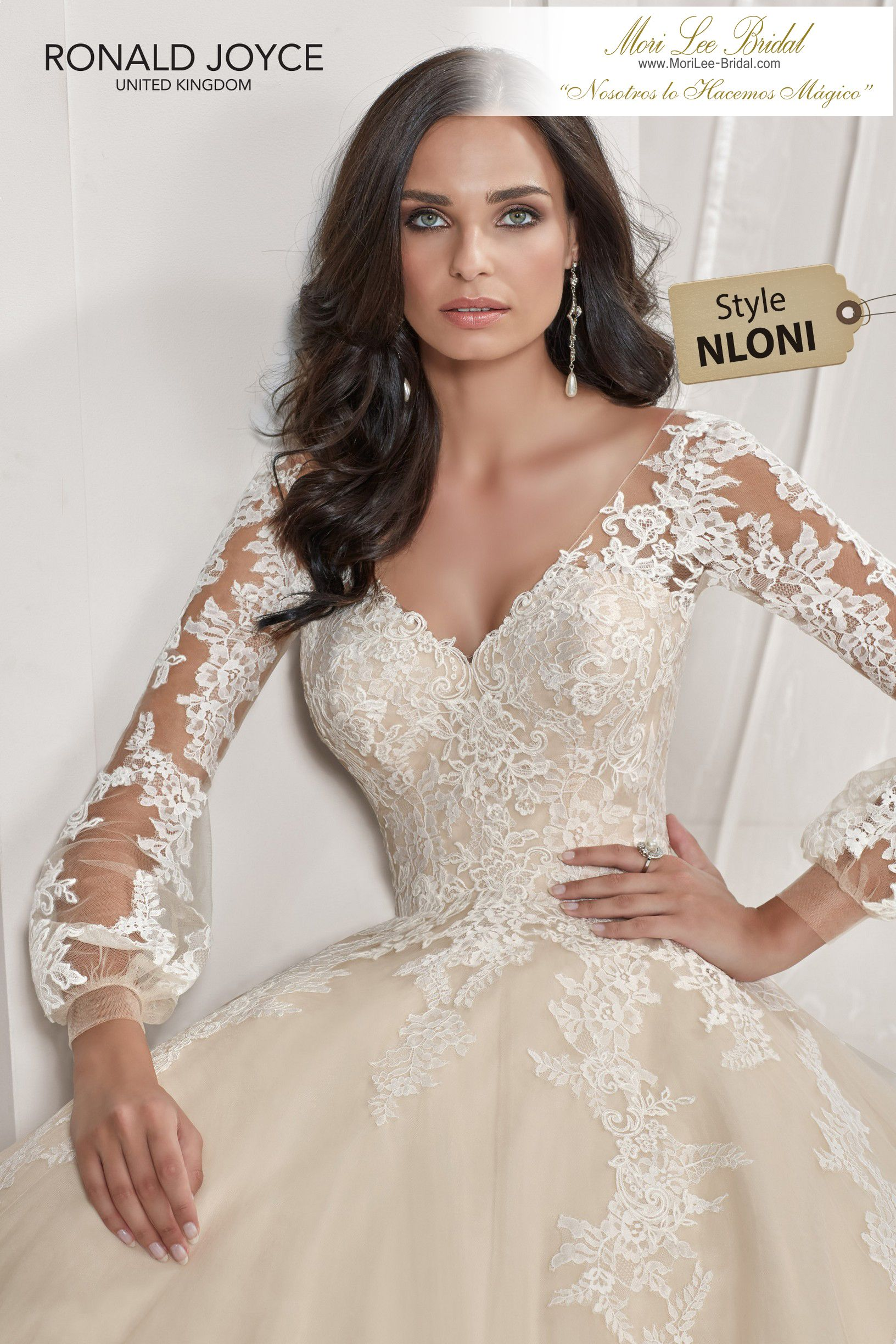 Nloni spring pinterest lace applique ball gowns and gowns