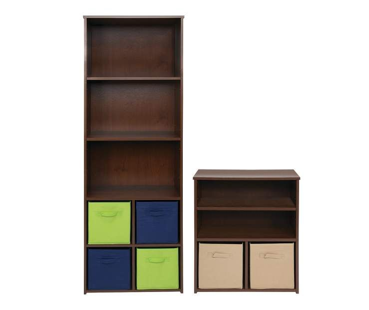 Buy A Ameriwood System Build Resort Cherry Cube Organizers