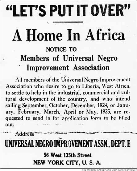 black american ourstory marcus garvey universal negro improvement  black american ourstory marcus garvey universal negro improvement association african communities league