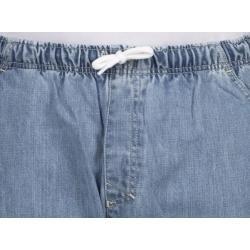 Jeans-Shorts für Herren #lightblueshorts