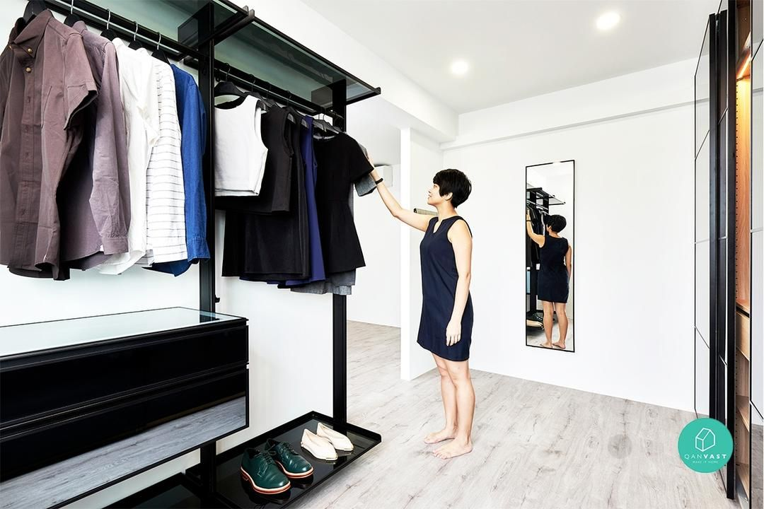 Clothes Steamers Vs Irons Which Is Best Clothes Steamer Interior Design Singapore Walk In Wardrobe