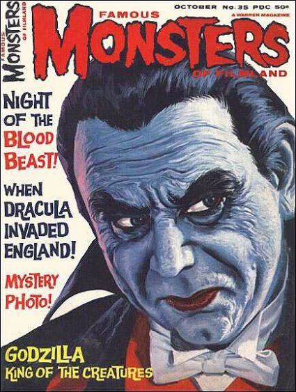 Pin By David Crader On Famous Monsters Of Filmland
