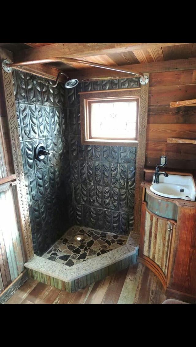 pin by brady saunders on rustic decor tiny house bathroom tiny rh pinterest com au