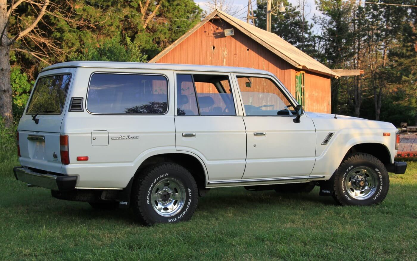 Restored Toyota Land Cruiser Images In 2020 Land Cruiser Toyota Land Cruiser Cruisers