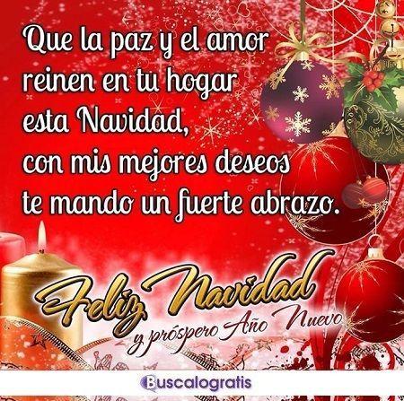 Frases y felicitaciones de navidad frasesdenavidad - Frases de felicitaciones de navidad ...