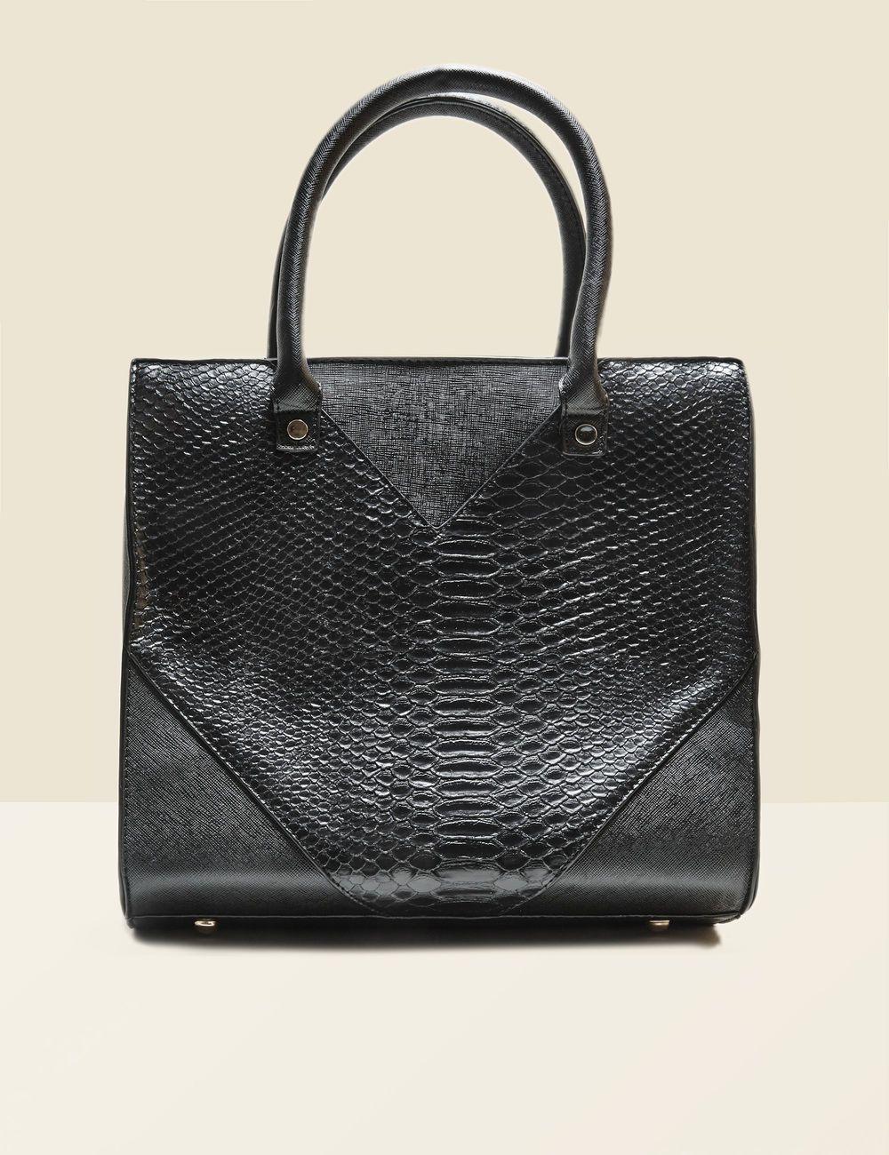 cabas bi-matière noir - http://www.jennyfer.com/fr-fr/accessoires/sacs/cabas-bi-matiere-noir-10009771060.html