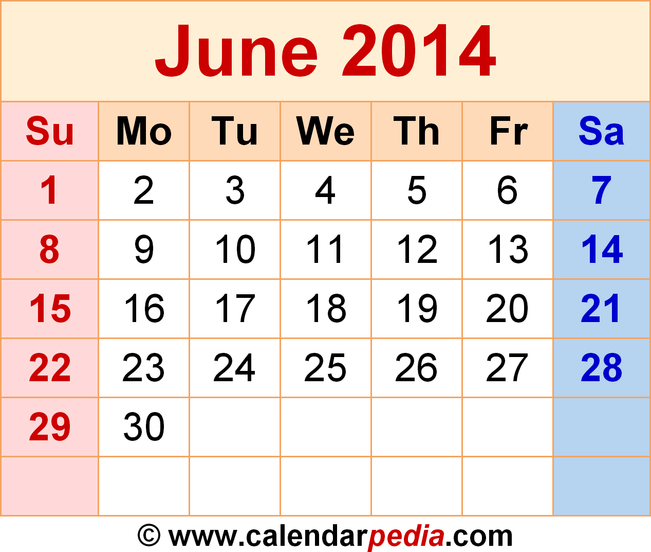 Month of june 2014 calendar calendarpedia recipes to cook april 2018 calendar printable template with holidays pdf usa uk april calendar 2018 april calendar march 2018 printable calendar word excel canada alramifo Image collections