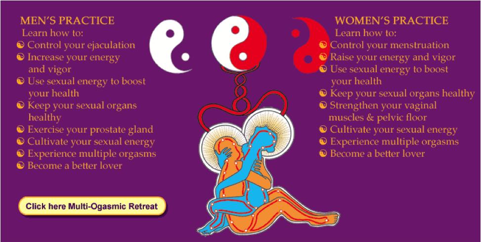 Tao Sexual Practice Multiple Partners