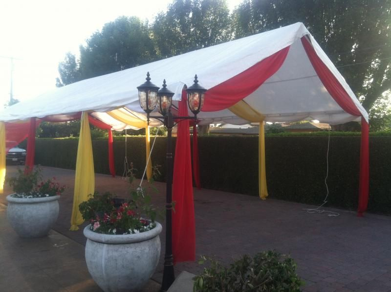 decorating a party tent | Party Tent Decoration Ideas Wonderful ideas to make of & decorating a party tent | Party Tent Decoration Ideas Wonderful ...