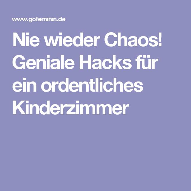 Nie wieder Chaos! 6 geniale Möbel-Hacks für ein ordentliches ...