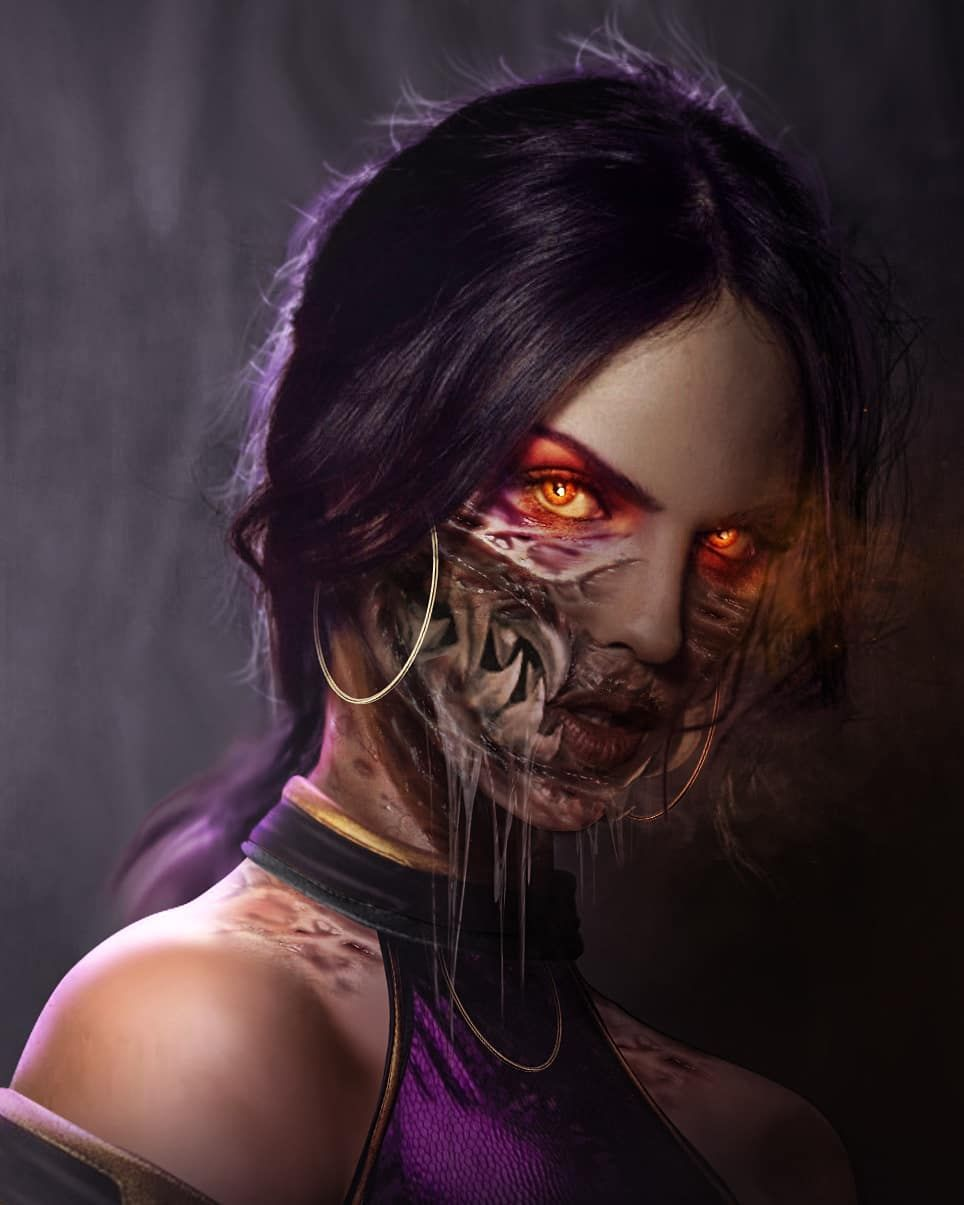 Bosslogic Mask Off Mileena Eizagonzalez Is It Just Me Or Did