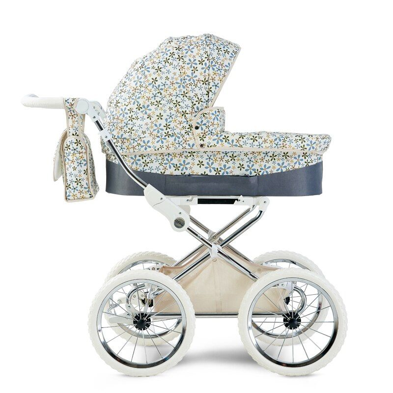HK Europe baby stroller twoway Reduce vibration trolley