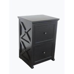home decorators collection brexley black 2 drawer file cabinet fc rh pinterest com