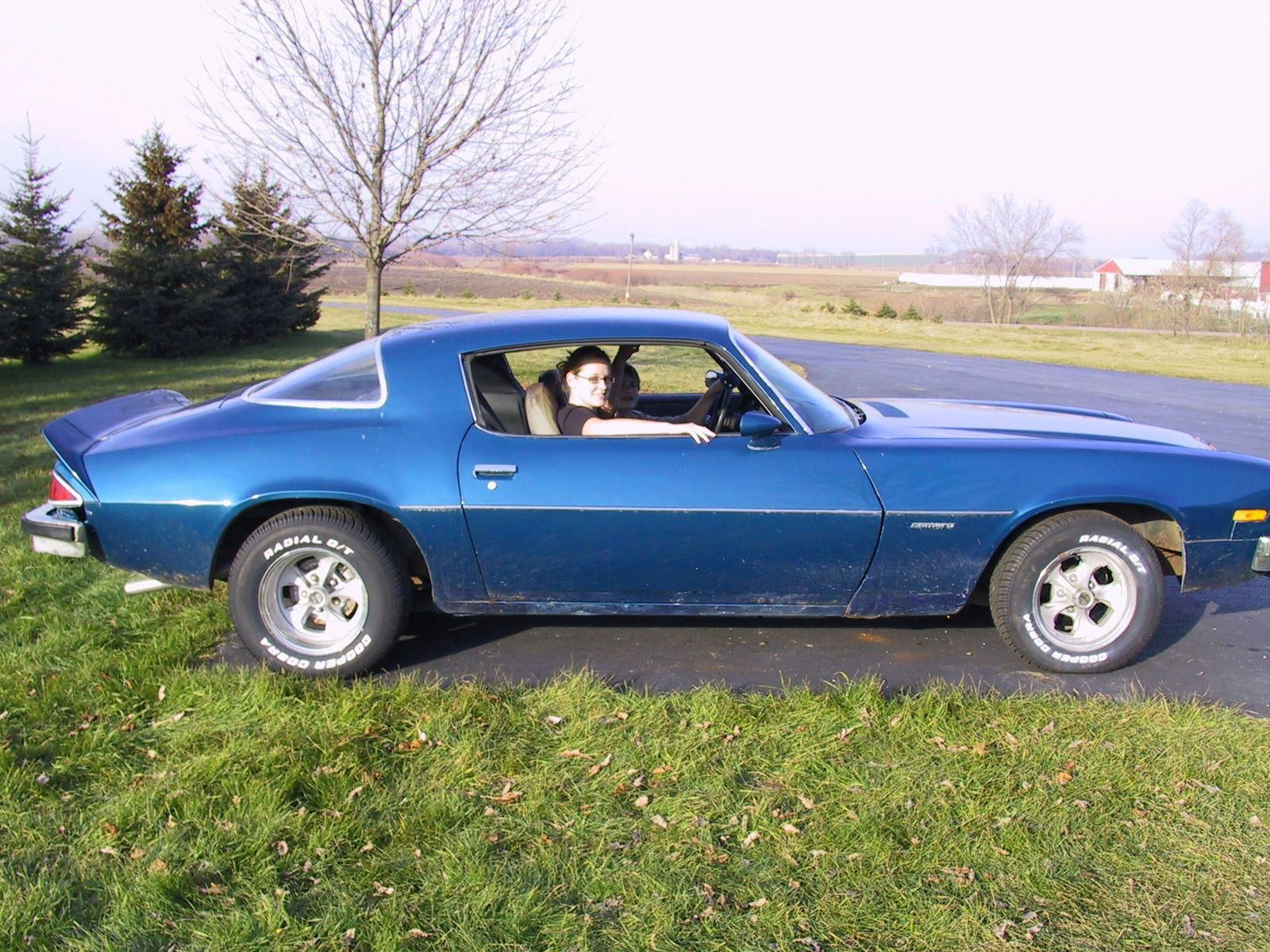 1976 chevrolet camaro the first car i ever purchased bluecamaro [ 1600 x 1200 Pixel ]