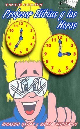 En este volumen: las horas - se muestra el reloj, las horas y los minutos.