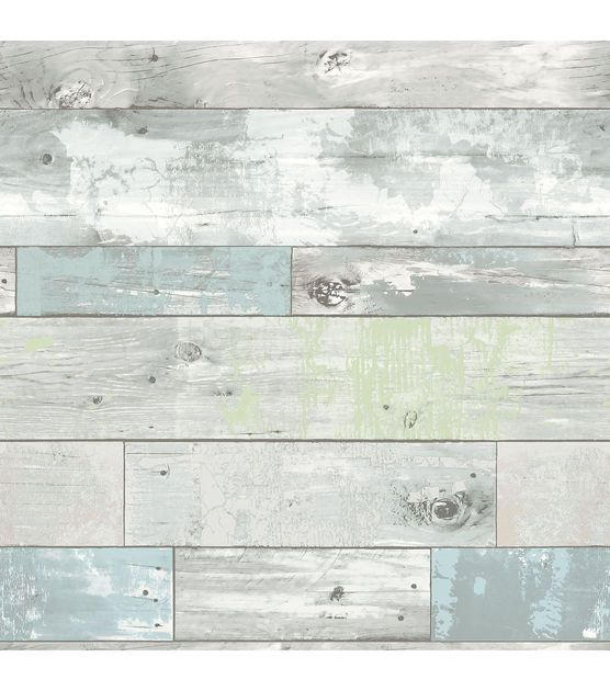 Wallpops Nuwallpaper Peel Amp Stick Wallpaper Beachwood