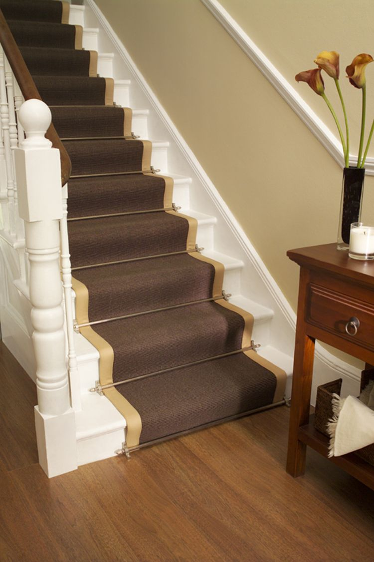 Stair Rods · Jubilee In Satin Nickel