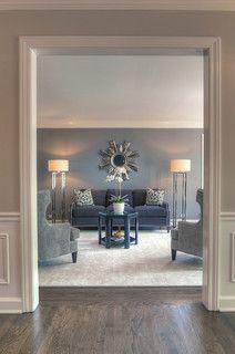 benjamin moore cinder af 705 paint living room paint home rh pinterest com