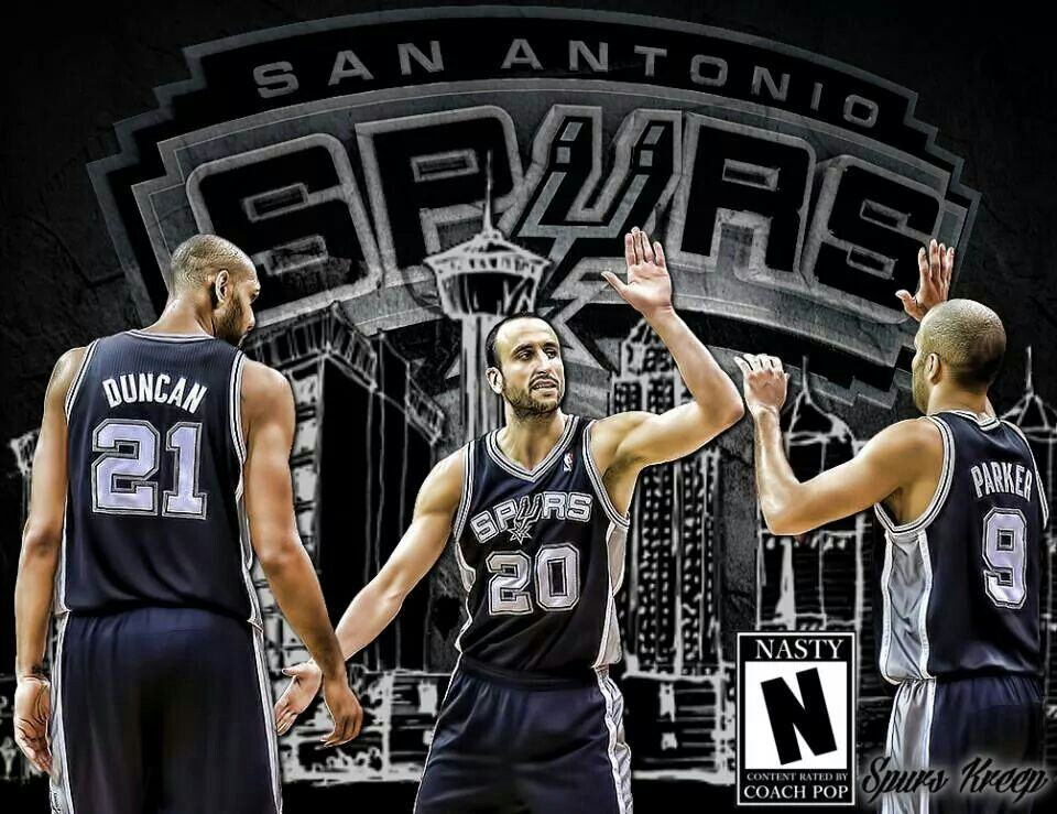 Image by Elsa Hernandez on San Antonio Spurs San antonio