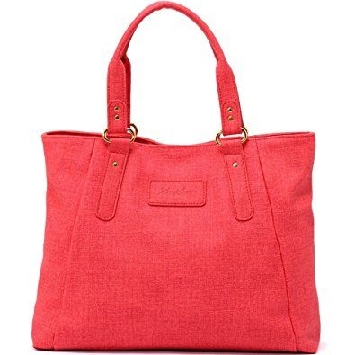 Zmsnow Women S Pu Leather Handbags Lightweight Tote Casual Work Bag